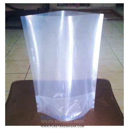 Stand up Pouch Full Transparan