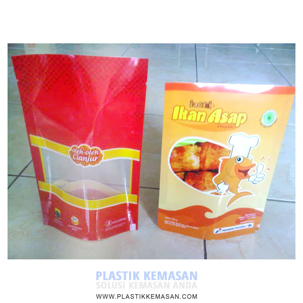 Kemasan Stand Up Pouch PP